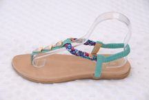 Sizzling Summer Sandals / Get Summer ready and check out our fab sandals!