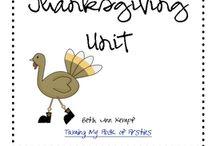 Thanksgiving / by Erin Johnson