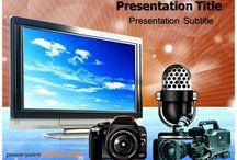 Electronic-media Templates