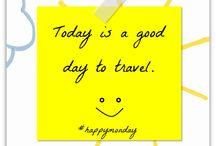 Travel Quotes / Travel inspiration