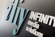 Infinity / Full corporate branding project
