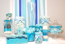 Blue Candy Buffet (August 2013) / by Candy Galaxy