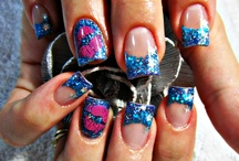 Nail Art / Nail Art: nails and peds, long and short, colors, design, sports, holidays, weddings, etc... / by Darlene Chun