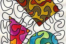 Kunst: Linien