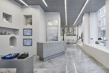 Comercial interiors