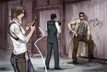 The evil within 1/2