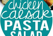 Salad Recipes / by Carrie Halpin-Singleton