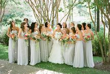 Bridesmaids Dresses / by The Bride's Maids Shop