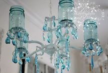 Chandeliers / by Daphney Ingle