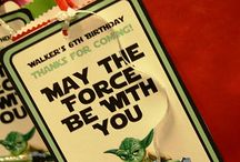 Star Wars Birthday Party / by Dana Schatzley Foster