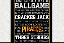 gotta love the buccos / by Erica Ann