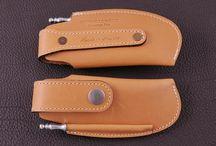 Accessoires pour couteaux / Accessoires pour les couteaux fabriqués en France de façons artisanale par la coutellerie Fontenille-Pataud