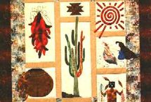 Quilting - Southwest