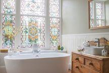 Mosaic / Mozaikove okno