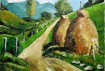 eladó festményeim