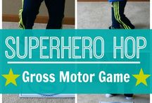 superhero hop