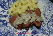 Viandes / Boeuf, veau, agneau, poulet, lapin, canard, porc... Toutes nos recettes pour bien cuisiner les viandes