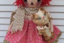 Michelle Allen - Raggedy Pants Folk Art Designs