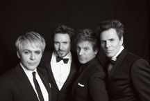 Duran Duran / by Maricruz Luzar