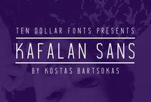 Fonts I should have / by Chris Mckean