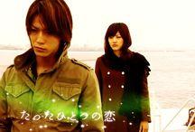 Kazuya Kamenashi in Dorama
