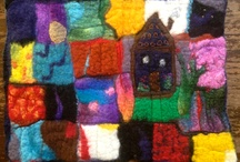 Felted and Stitched