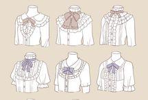 clothing/folds