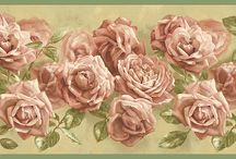ROSES PINK DECOUPAGE TRANSFER