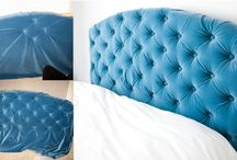 Moms Headboard Ideas / by Nicki Thompson