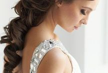 quinceanera dresses, hairstyles / by Anna Olson