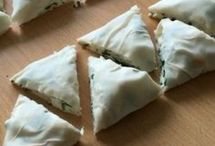 üçgen börek