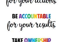 Teaching...Character/discipline