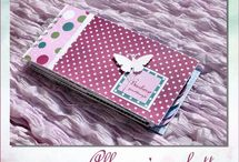 Scrapbooking - Mini Albums