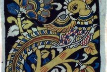 Kalamkari Art from Andhra Pradesh