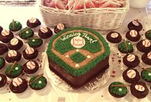 Sports Themed Weddings / Love baseball, football, hockey? Whatever your sport we'll show you how to add touches of your favorite team or activity in to your wedding planning.