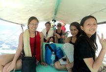 Virgin Island Series: Exploring Higatangan Island Leyte / An adventure on Higatangan Island Leyte.