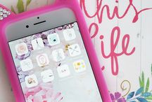 Tech / Girly tech cases