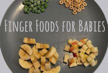 Food - Baby Gentleman Person / by Sarah Milburn