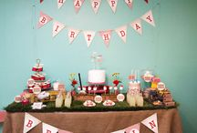 Party Ideas / by Patty McDonald