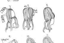 Idées de coiffures pour notre Carnaval-Carnavalet !