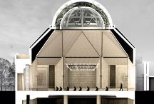Bilkent Camii,Ankara. / Mosque Project in Bilkent University,ANKARA,TURKEY.