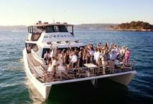 Sydney Harbour Weddings / Wedding Ceremony's, Receptions and Transfers
