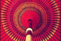 umbrella's#parasol's / beautiful umbrella's from around the world