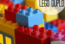 Kids have fun with LEGO®