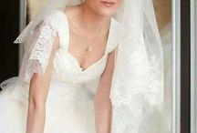 Bride Hairstyle / Hair -Delia Urdes www.deliaurdes.com