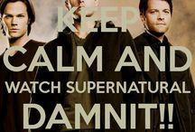 SUPERNATURAL! / by I can't think of anything lol