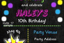 Madelyn birthday