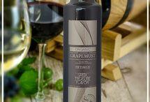 GREEK TREASURE FLAVOR / Carefully selected gourmet  products from Kalamata:grape must, balsamic, balsamic cream, red wine vinegar