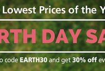 Earth Month / This is Earth Month. What are you doing to help preserve Mother Earth?