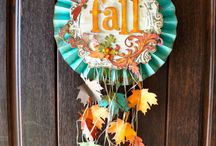 Fall Decorating / Projects / by Molly Bennett